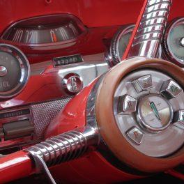 Edsel Teletouch transmission selector
