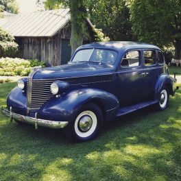 1938 Pontiac Barn Find All Original